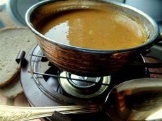 Türkische rote Linsensuppe-Türkische Rezepte-Mercimek corbasi/meinerezepte - YouTube