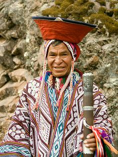 traditional south american clothing - Google Search