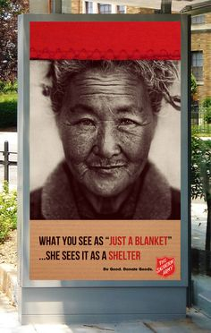 Salvation Army by Aurie Singletary, via Behance