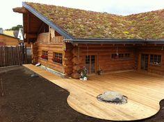 Naturstammhaus, Blockhaus, Holzhaus