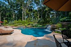 Outdoor Living & Swimming Pools - Kevo Development Corporation manages the whole process from start to finish.