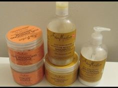 10~Confessions of a Product Junkie : Part Three - Shea Moisture