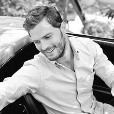 50 Shades of Grey Trilogy Jamie Dornan