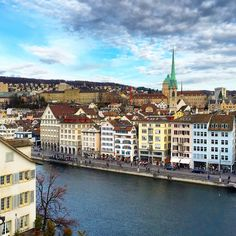 Zurich may not be the capital of Switzerland, but it is certainly the most renowned tourist destination for international visitors. Description from worldofwanderlust.com. I searched for this on bing.com/images