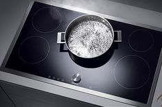 What is your favorite type of cooktop? Gas, Electric coils, electric smooth top, or Induction? – My All Pin Page Electric Cooktop, Gas And Electric, Cool Kitchen Gadgets, Cool Kitchens, Downdraft Extractor, Cook Top Stove, Appliances, Ebay, Kitchen Inspiration