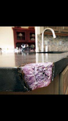 Repair broken marble like this