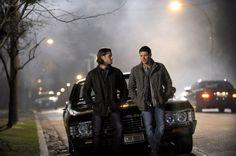 Tia Nerd: Supernatural: Bloodlines  Veja imagens da  Nova sé... http://tianerd.blogspot.com.br/