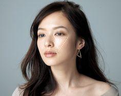 Pin by can on メイク in 2019 Doll Makeup, Makeup Art, Eye Makeup, Hair Makeup, Beauty Make Up, Hair Beauty, Pinterest Makeup, Makeup Trends, Asian Beauty