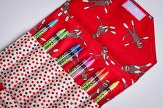 .: June 12 - Pencil/Crayon Wallet