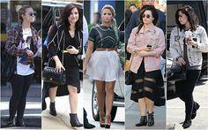 Celebridade: Demi Lovato