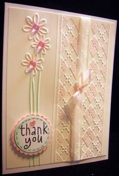 homemade cuttlebug cards | Item #3227 · Cuttlebug · Heart Prints