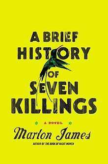 "Denise is currently reading the 2015 winner of the Man Booker prize ""A Brief History of Seven Killings""."