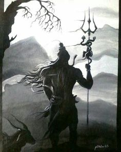 lord shiva in rudra avatar animated wallpapers Rudra Shiva, Shiva Shakti, Shiva Hindu, Shiva Sketch, Om Namah Shivay, Shiva Tattoo, Lord Shiva Painting, Lord Mahadev, Shiva Wallpaper