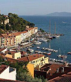 Porto Santo Stefano, Grosseto, Toscana www.bbselection.it