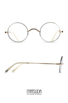Glasses Style, Eye Glasses, Frame Crafts, Round Frame, Temples, Style Icons, Eyewear, Things To Sell, Sunglasses