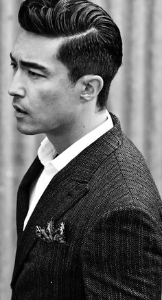 Daniel Henney: Half korean + half american equals a beautiful man