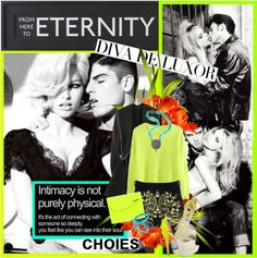 """""""Intimacy - From Here To Eternity."""" by brittneybell ❤ liked on Polyvore"""