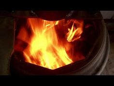 Sick of putting up with the cold? Want a heater that will last a lifetime? Reusing old truck brake drums is a fun and easy way to make a potbelly heater that will. Diy Heater, Free Range, Ovens, Old Trucks, Welding, Reuse, Drums, Sick, Projects To Try