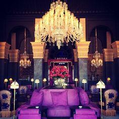 Classy chandelier