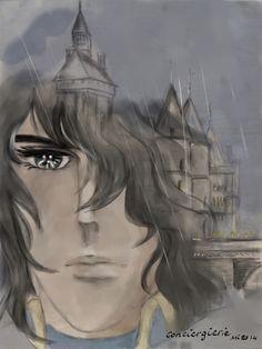 Old Anime, Anime Manga, Lady Oscar, Candy Lady, Fantasy Illustration, Chapter 3, Manga Pictures, Anime Love, My Works