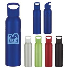 Promotional 20 oz. Aluminum Sports Bottle | Customized 20 oz. Aluminum Sports Bottle | Logo Aluminum Sports Bottles