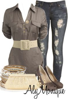"""""""Untitled #657"""" by alysfashionsets on Polyvore"""
