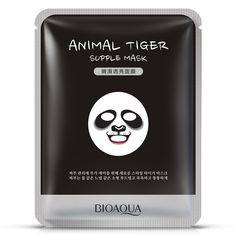 South Korean Cosmetics Face Makeup Mask,Face Care Mask,Animal Tiger Supple Mask Moisturizing, nourishing  30g