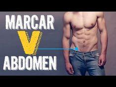 MARCAR LA V DEL ABDOMEN | ABDOMEN BAJO - YouTube