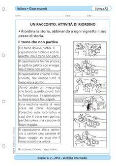 Verifiche intermedie: Italiano, classe 2 - La Vita Scolastica Preschool Learning, Teaching, Italian Lessons, Math Charts, Italian Language, Learning Italian, Problem Solving, Kids And Parenting, Homeschool