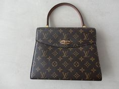 Authentic Louis Vuitton Vintage Handbag