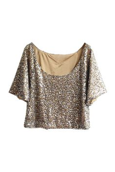 Wear something sparkly for New Year's Eve. | #lifelist