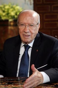 Tunisie-Mauritanie:Caïd Essebsi adresse un message écrit à Ould Abdel Aziz