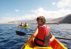 How to Enjoy a Superb Sea Kayaking Trip in Tenerife - TENERIFE MAGAZINE