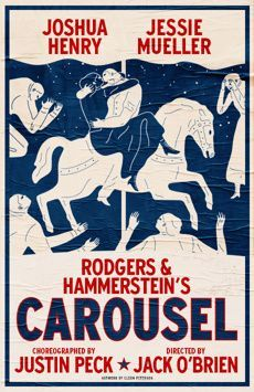 Carousel | Broadway posters, Musical theatre broadway, Carousel musical