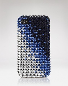 Jimmy Crystal iPhone Cover - Crystal 4G - Tech Accessories - Small Accessories - Handbags - Bloomingdale's