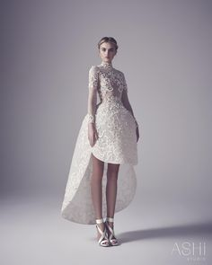 Ashi Studio's latest Spring/Summer 2016 couture collection