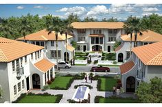 Montclair by Standard Pacific Homes in Miramar, Florida