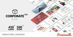 Corporate Bundle & Infographics