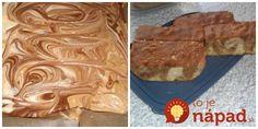 Výborný koláčik, ktorý je úplne jednoduchý na prípravu a chutí podobne, ako obľúbený kávový nápoj. Mlieko, káva a čokoláda dávajú tomuto dezertu výnimočnú chuť!