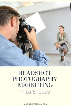 Professional headshots are a must for adults and professionals and even students. Capture that audience and increase your bottom line. The Headshots Welcome Guide Template is designed to be the most effective way to market headshots in print collateral. Maternity Photography Tips, Headshot Photography, Photography Classes, Photography Tutorials, Children Photography, Family Photography, Photography Studios, Photography Backdrops, Photography Ideas