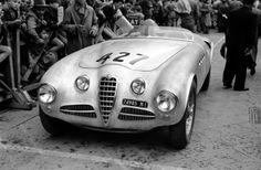 Alfa Romeo Tipo 412 Spider (#412037) '1951