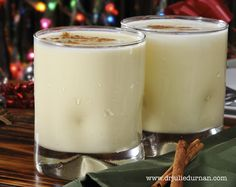 Tis the Season! If you're hoping to make some festive treats this year then you'll love this recipe for my Naturopathic Eggnog. It's free from common allergens like dairy and egg-whites plus it's rich with coconutty flavour, and raw. I'm not usually a huge fan of eggnog, but this combination...