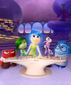 The beautifully intense and emotional experience of watching Inside Out