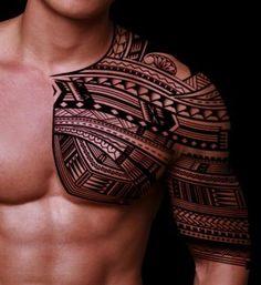 samoan tattoo:
