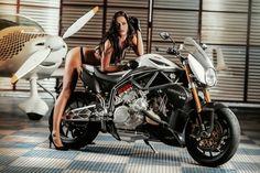 The Midalu girls | Inazuma café racer