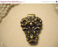 ON SALE Rare Antique Victorian Art Nouveau Art by vintagefinds61, $40.50
