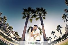The Hyatt Regency Huntington Beach Wedding | Kalena and Brian