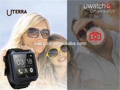 U Watch Newest Fashion Smart Waterproof Bluetooth Watch U8
