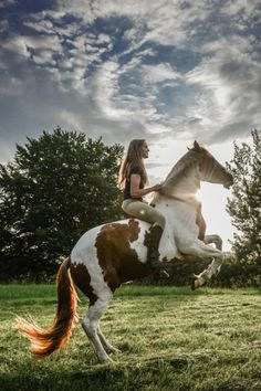 The most important role of equestrian clothing is for security Although horses can be trained they can be unforeseeable when provoked. Riders are susceptible while riding and handling horses, espec… Cute Horses, Pretty Horses, Horse Love, Beautiful Horses, Animals Beautiful, Bareback Riding, Horse Riding, Horse Photos, Horse Pictures