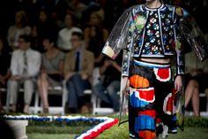 Thom Browne Spring 2015 RTW – Backstage – Vogue